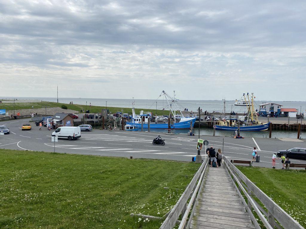 Hafen Lüttmoorsiel